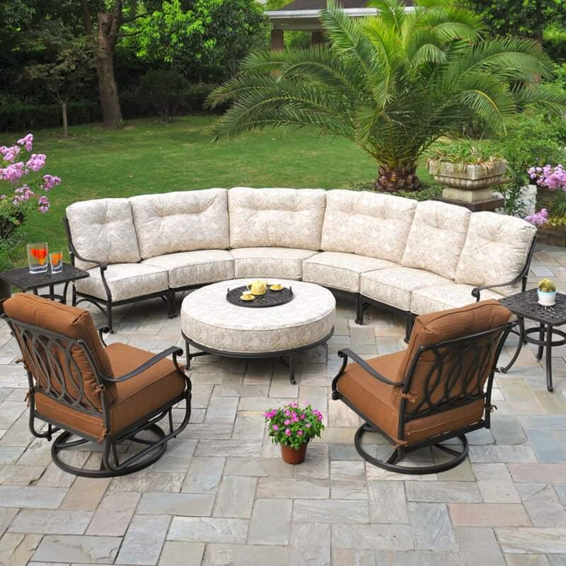 Hanamint Sunnyland Outdoor Patio Furniture Dallas Fort