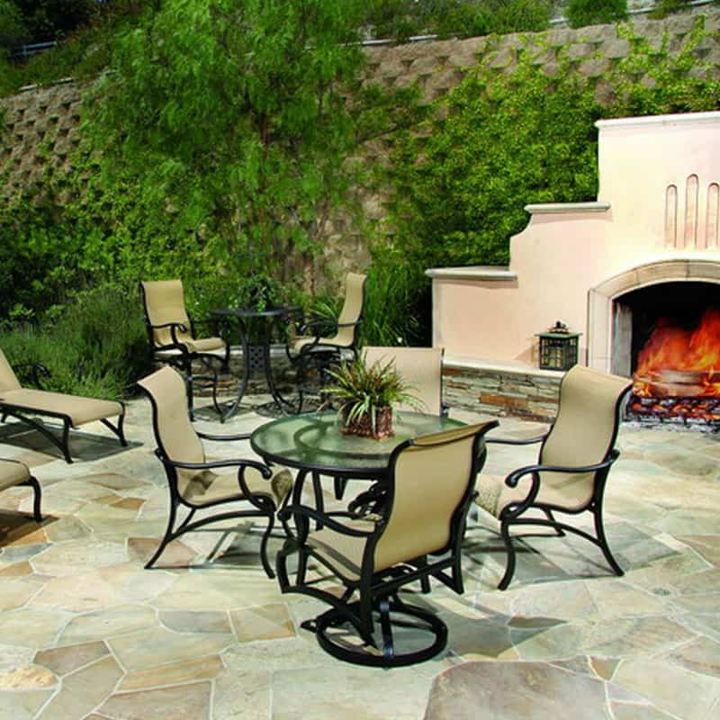 Mallin Sunnyland Outdoor Patio Furniture Dallas Fort