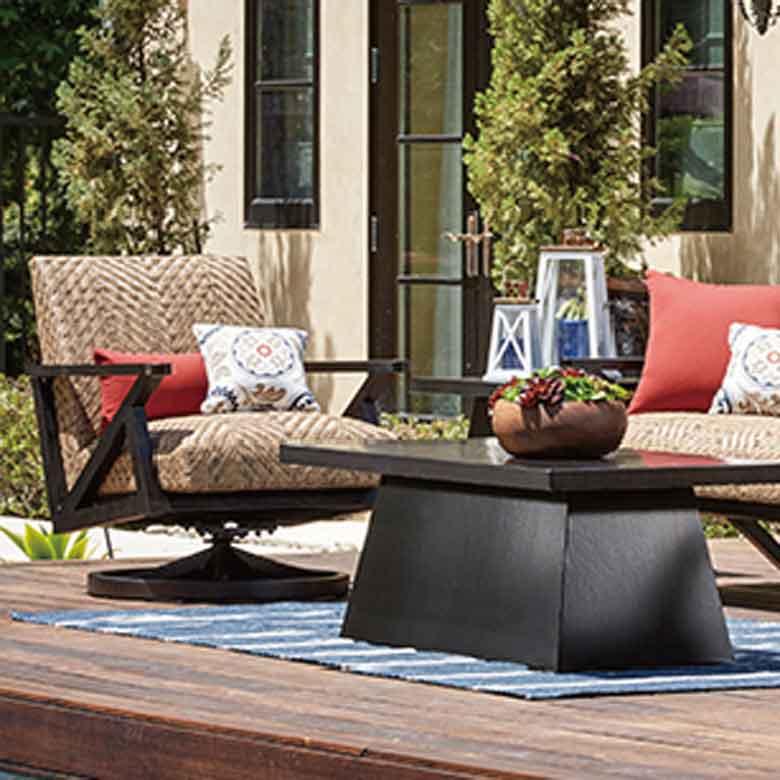 Patio Renaissance Sunnyland Outdoor, Patio Furniture Fort Worth