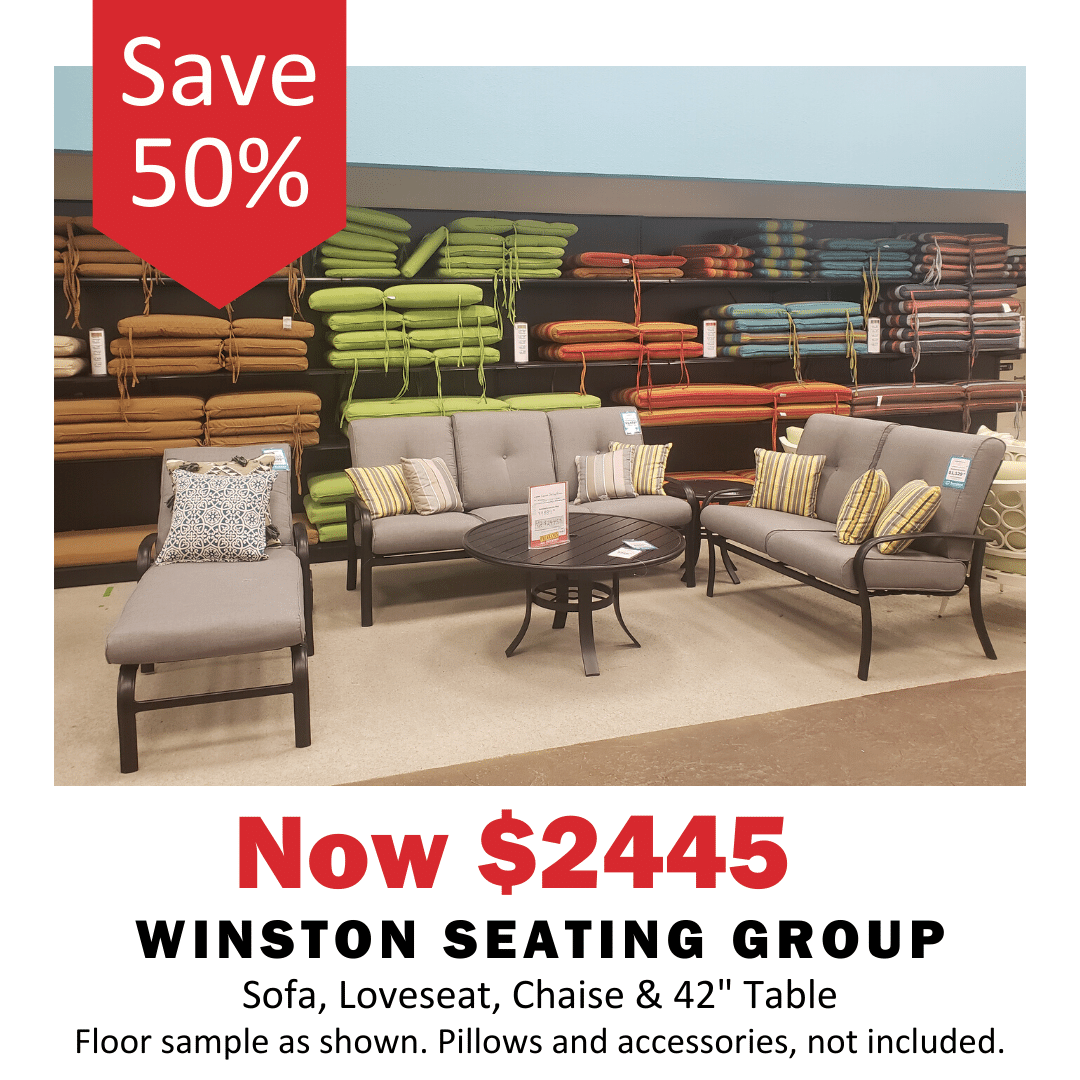Winston Seating Group 50% Off