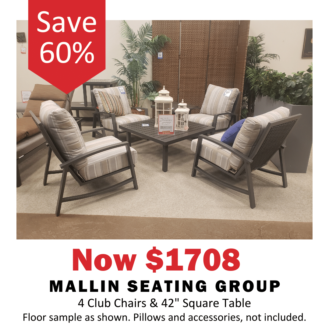 Mallin Seating group 50% Off