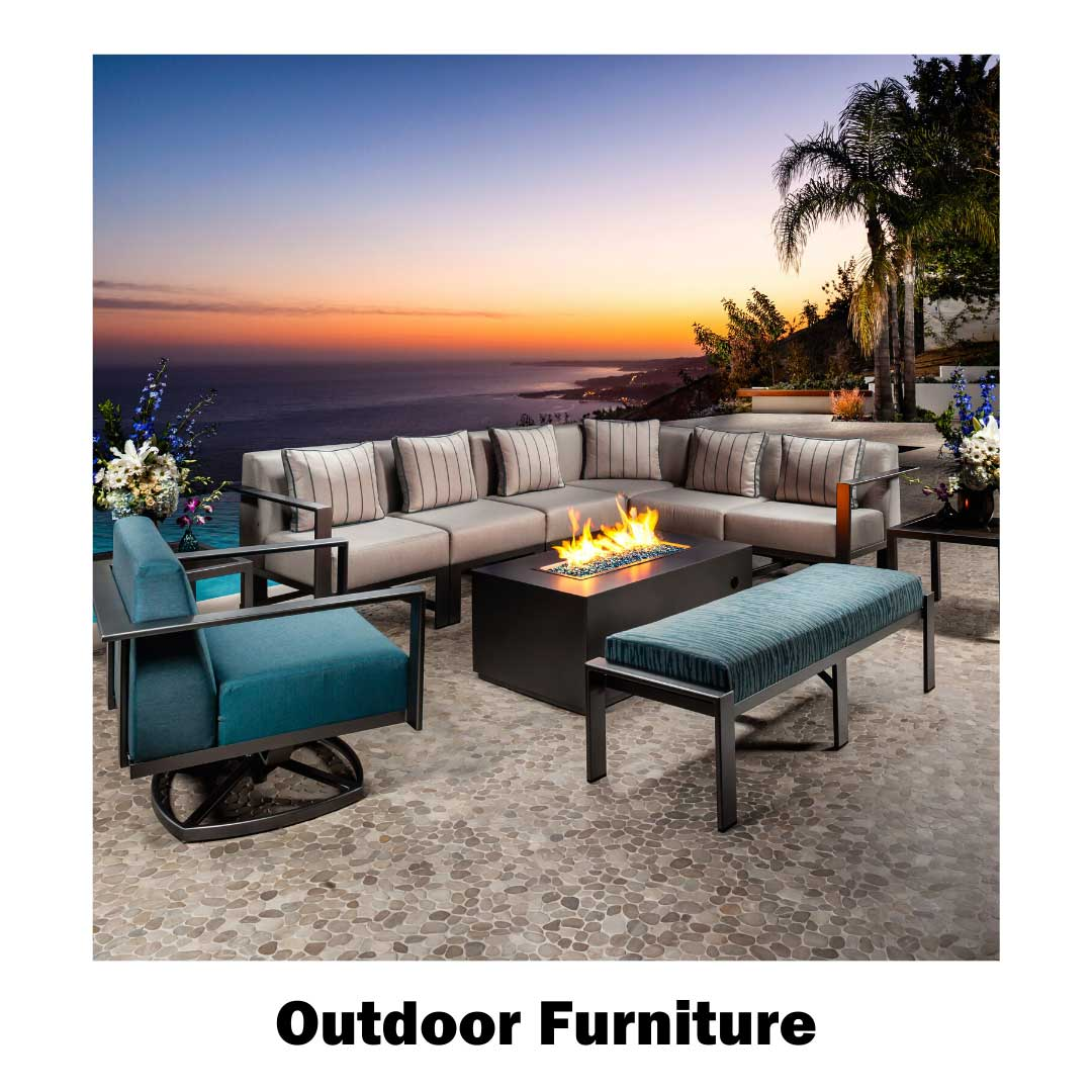 Shop Outdoor Furniture at our Frisco store