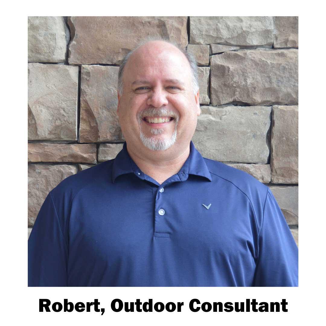 Robert, outdoor consultant