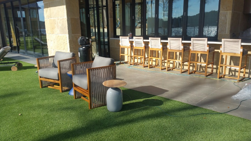 Gloster Lounge And Bar Chairs
