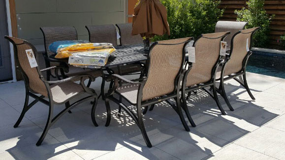 Mallin Volare Sling Chairs