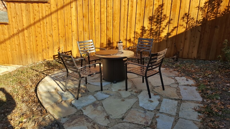 OW Lee Fire Pit & Hanamint Westfeild Chairs