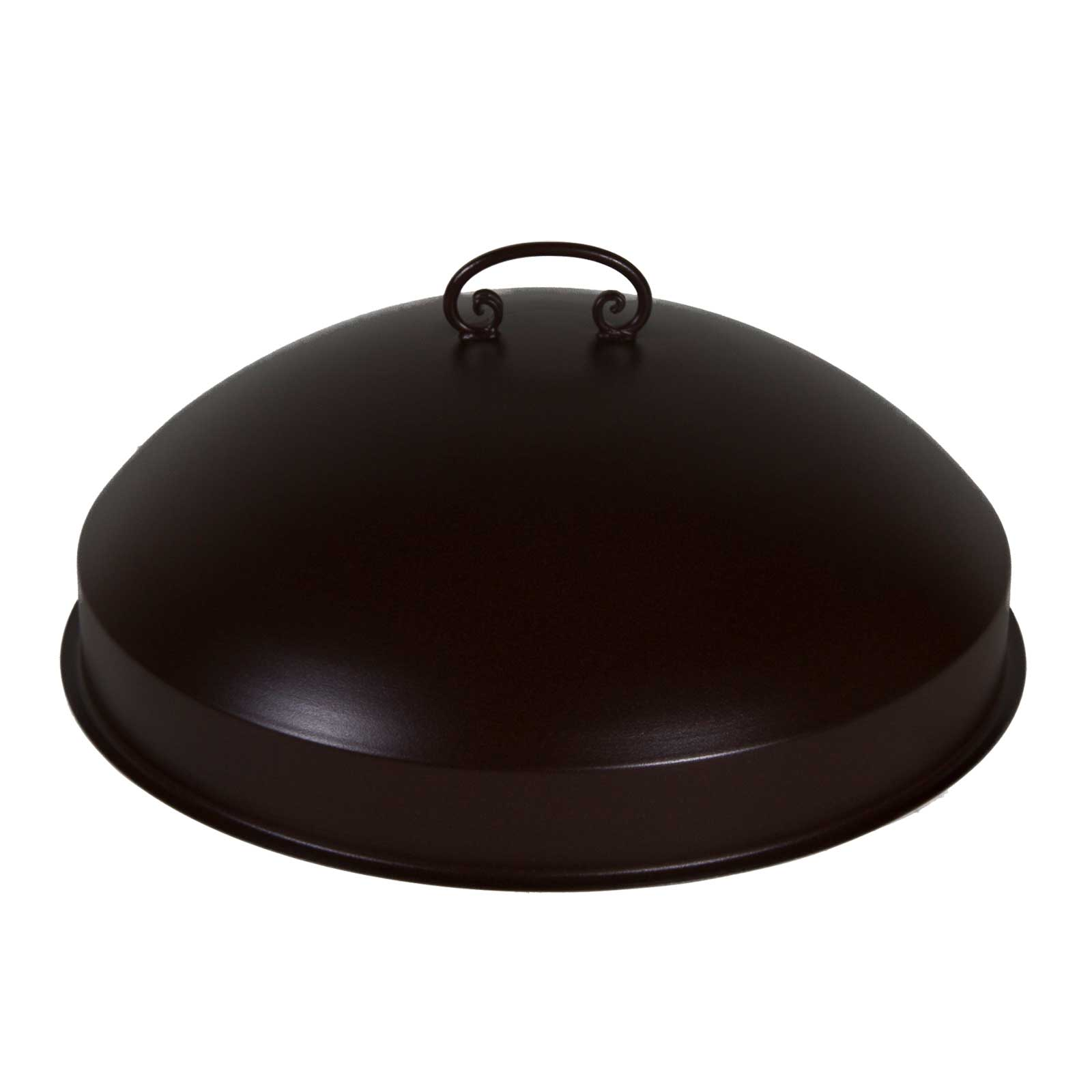 """OW Lee 25"""" Metal Dome Fire Pit Cover Fire & Heat - Sunnyland Outdoor Patio Furniture Dallas Fort ..."""