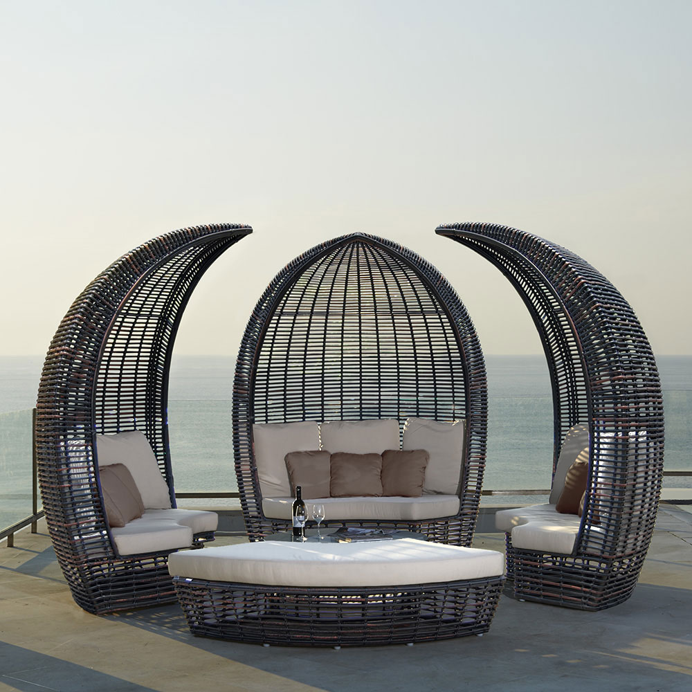 Skyline Design Halo Wing Chair Outdoor Furniture