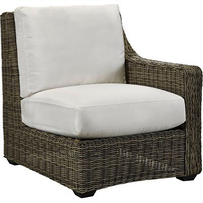 Oasis Cushion Right Arm Chair - Vesper Birch