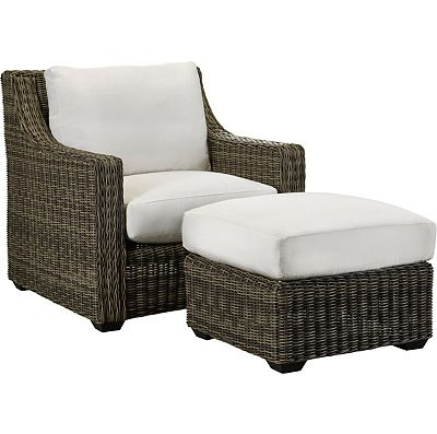 Oasis Cushion Club Chair - Vesper Birch