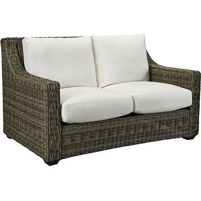 Oasis Cushion Loveseat - Vesper Birch