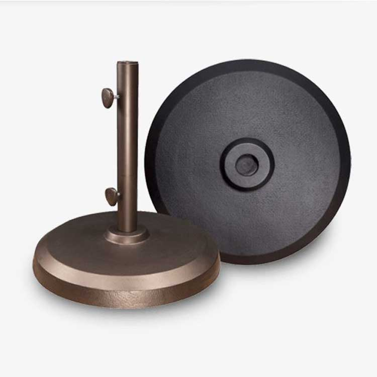 Garden 50 LB Cast Weight - Bronze