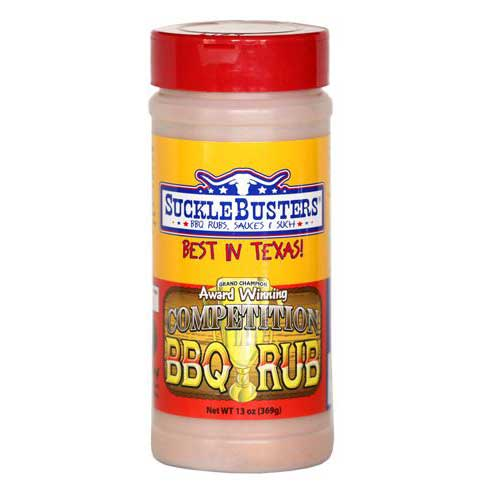 Competition BBQ Rub 13 oz