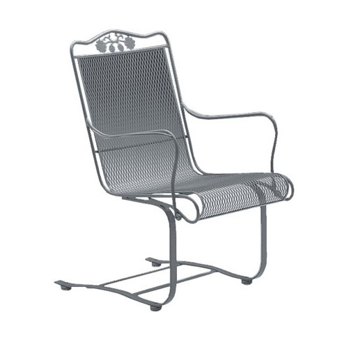 Briarwood Mesh Highback Spring Chair