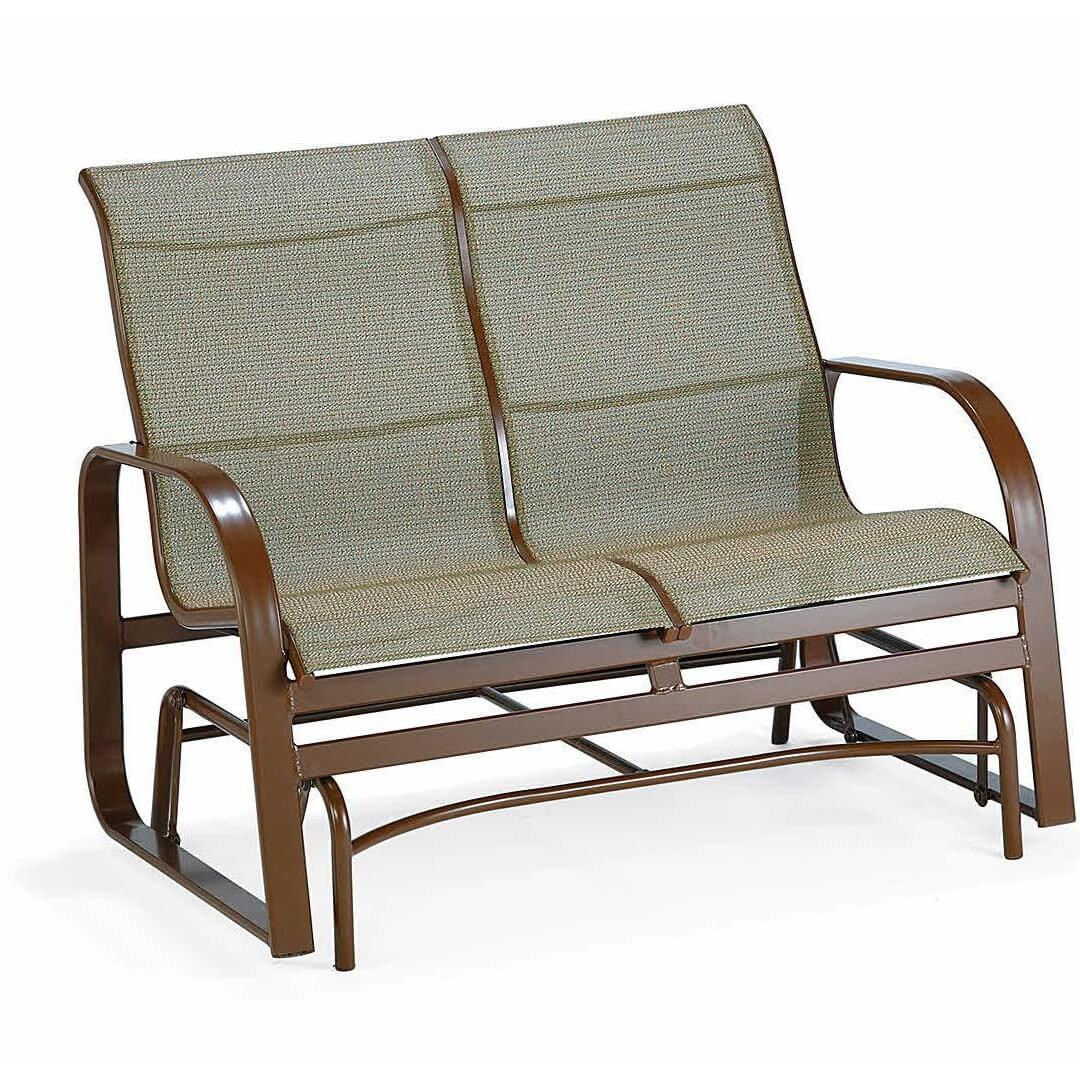 Seagrove II Sling Loveseat Glider
