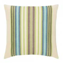 Peridot Multi Stripe Pillow
