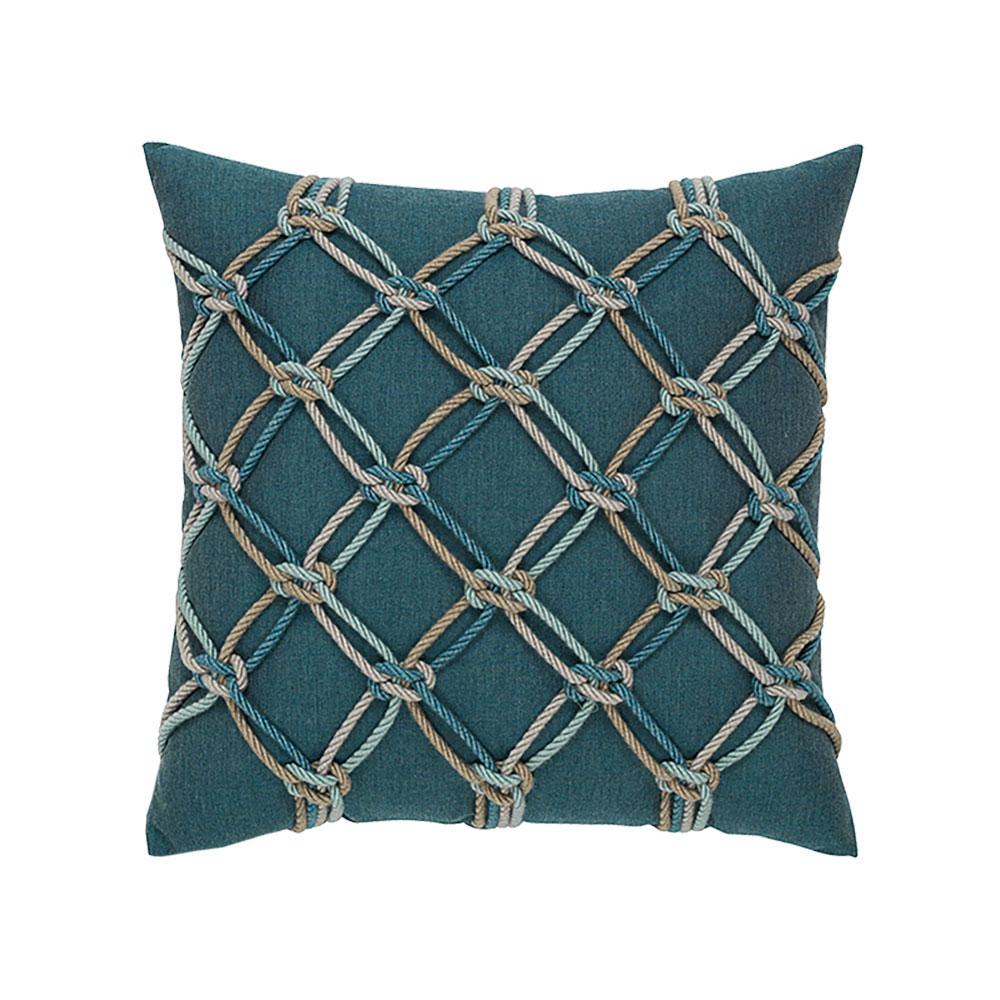 Lagoon Rope Pillow