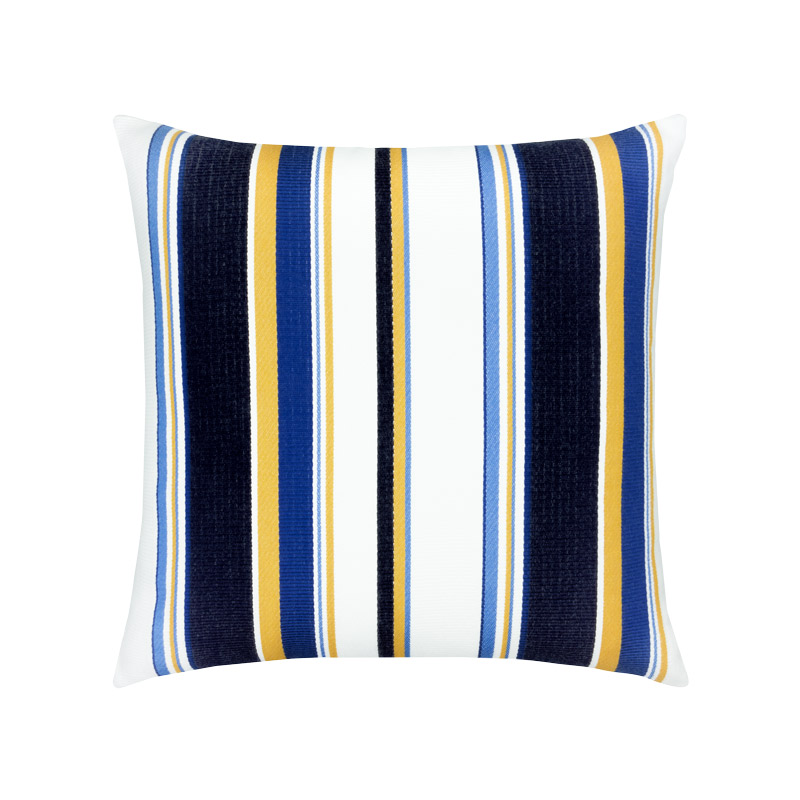 Harbor Stripe Pillow