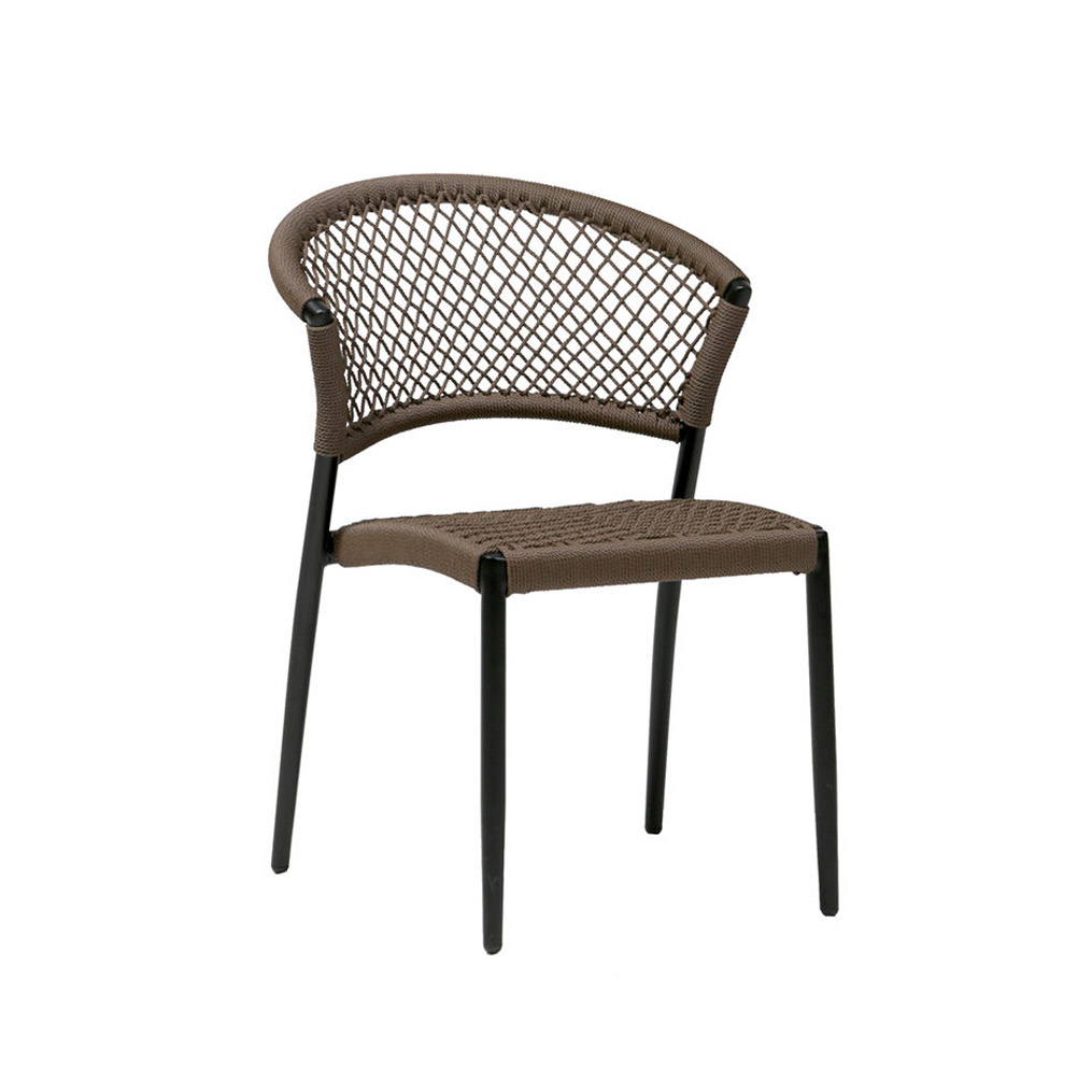 Ria Dining Side Chair - Brown