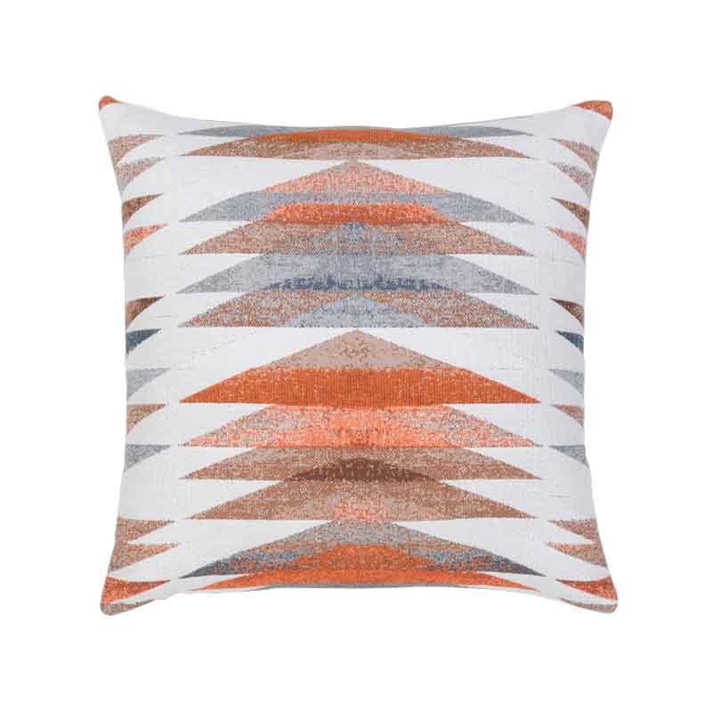Symmetry Sunset Pillow