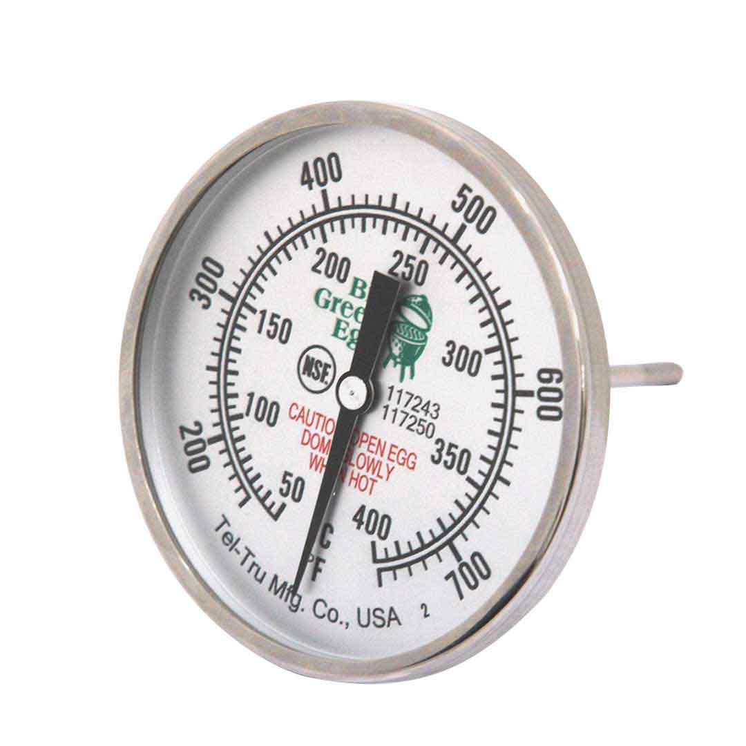 Tel-Tru  Large Temperature Gauge 3