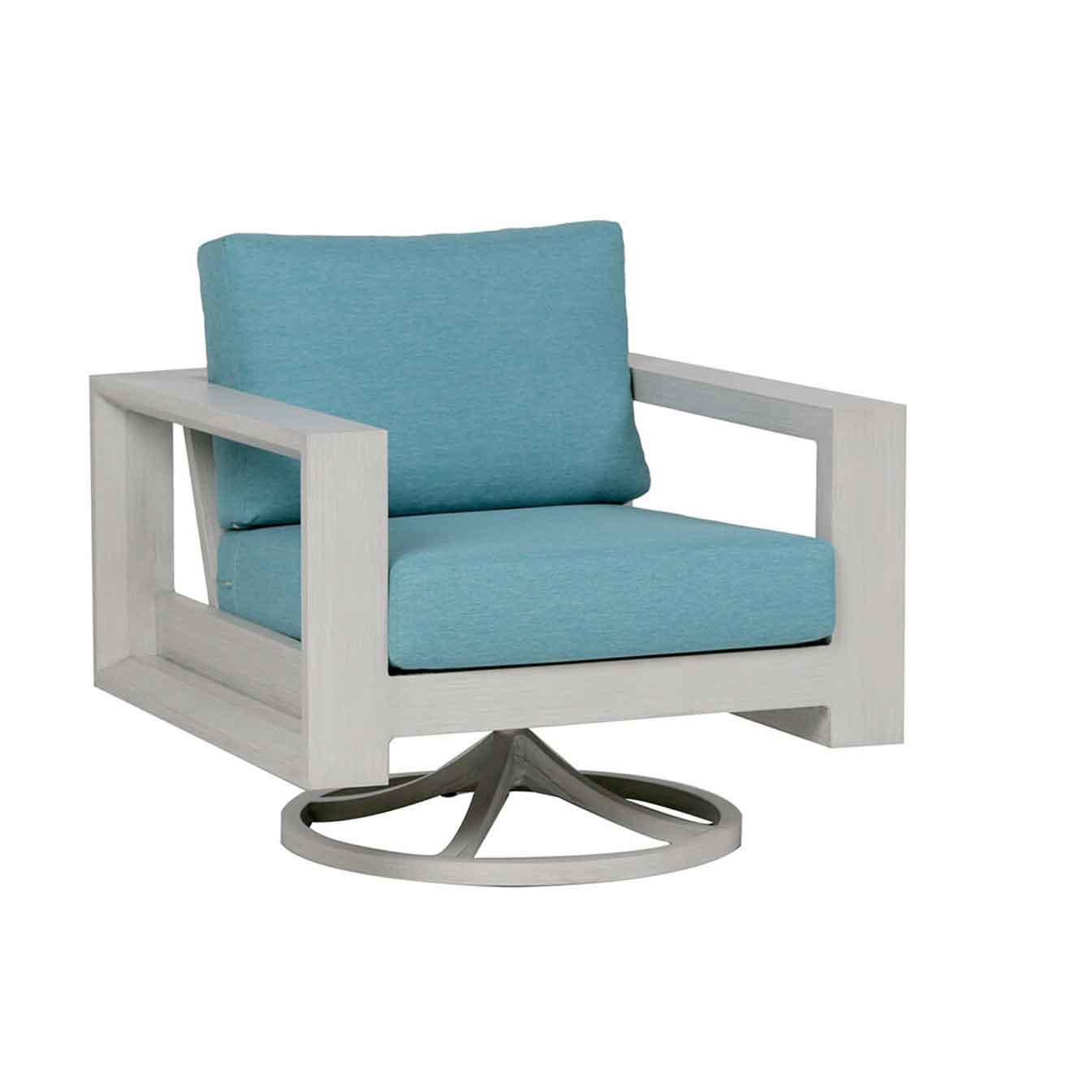 Element 5.0 Swivel Rocker Chair - Whitewash