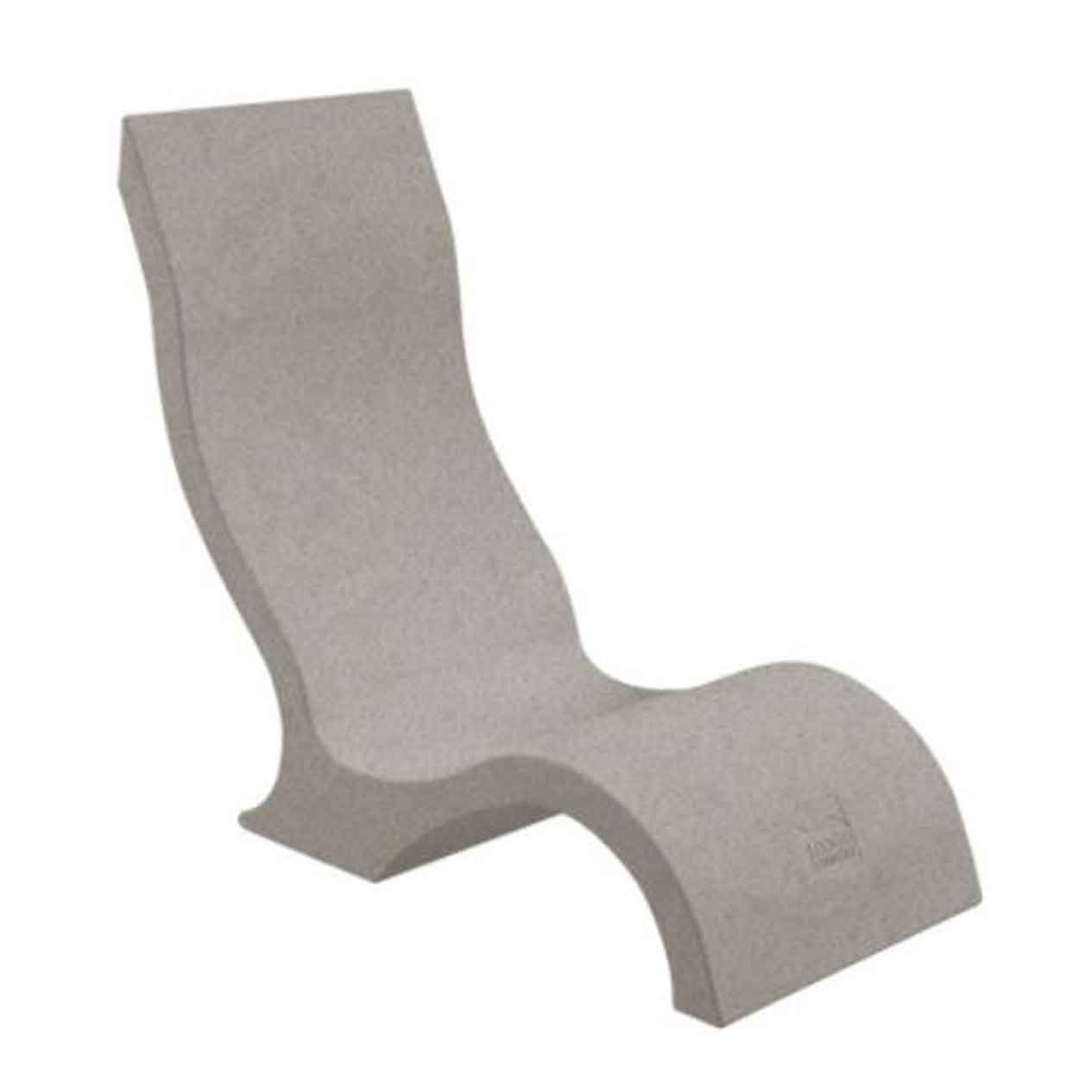 Ledge Lounger In-Pool Chair - Sandstone