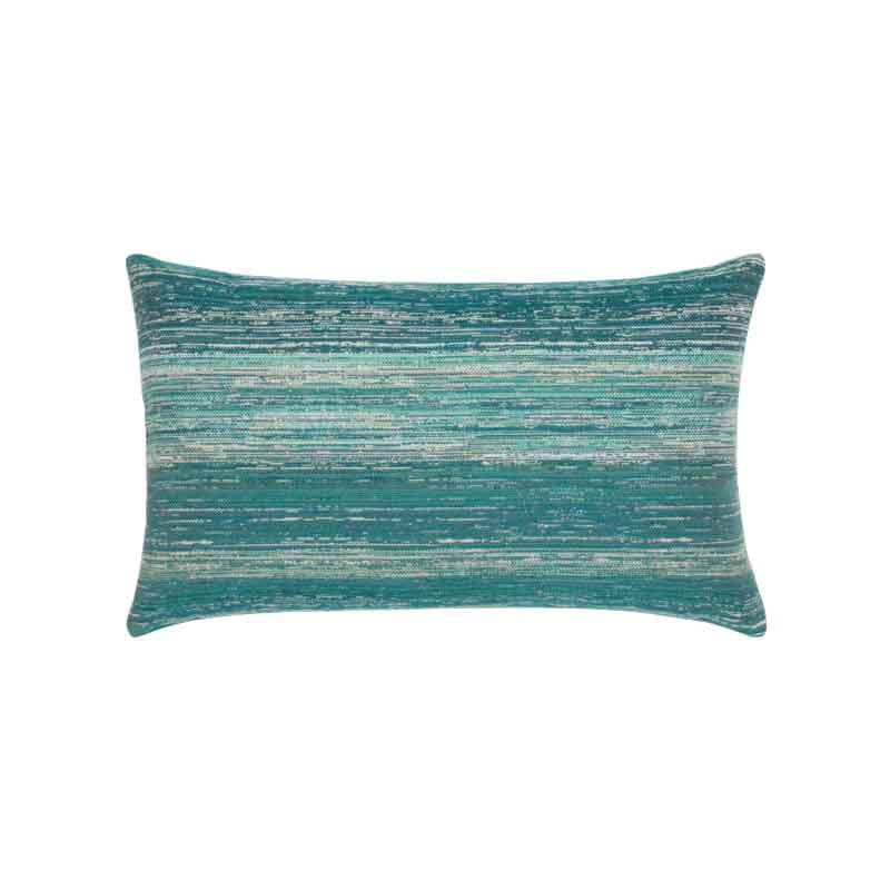 Texture Lagoon Lumbar Pillow