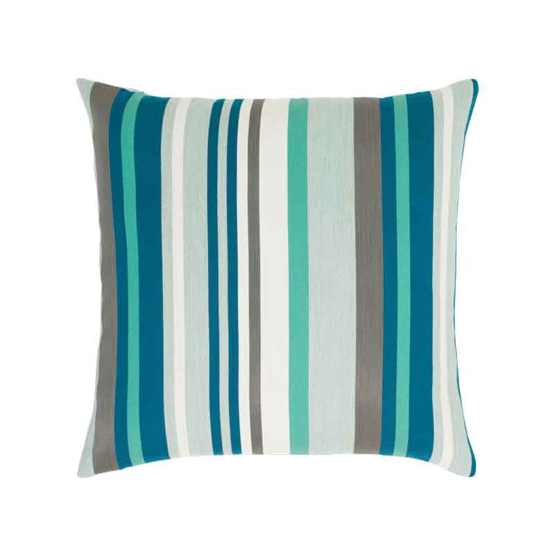 Lagoon Stripe Pillow