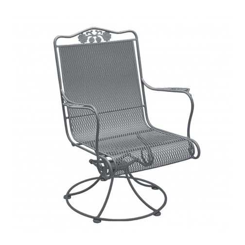 Briarwood Mesh Highback Swivel Chair