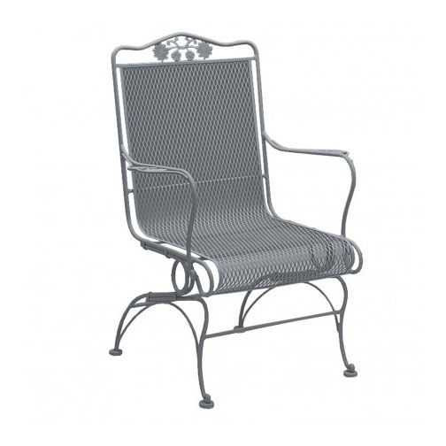 Briarwood Highback Coil Spring Chair