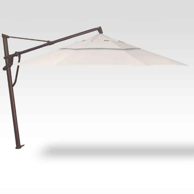 AKZ 13' Plus Rectangle Umbrella - Canvas