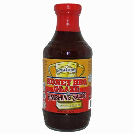 BBQ Honey Glaze 12 oz