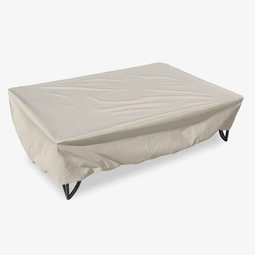 Oval/Rectangle End Table Cover