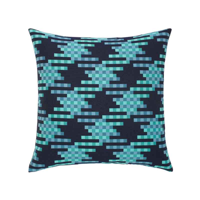 Quilted Pixel Pillow
