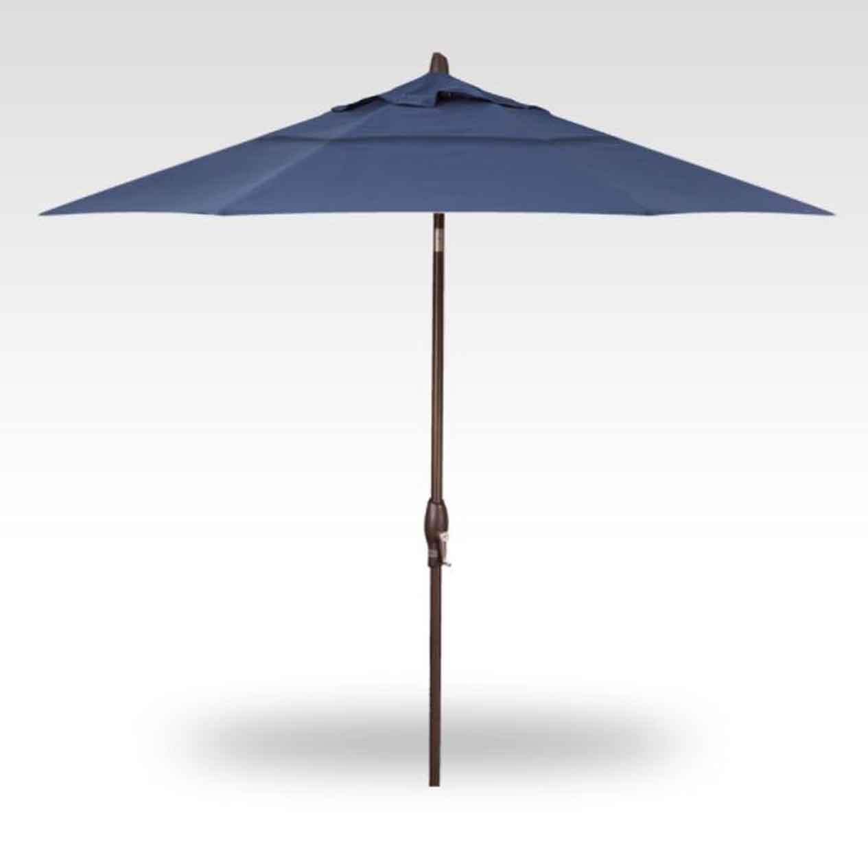 9' Auto Tilt Market Umbrella - Neptune