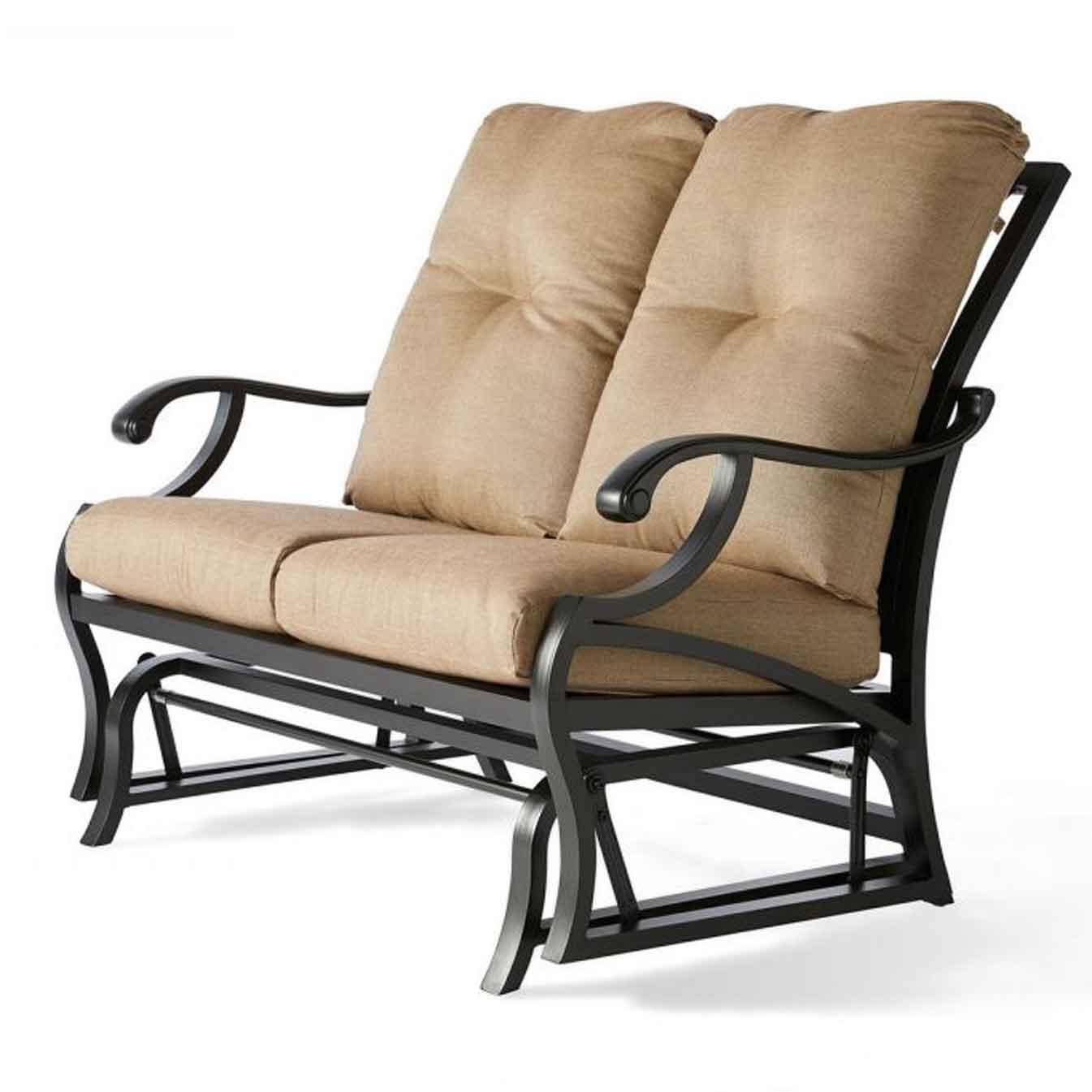 Volare Cushion Double Glider - Rochelle Pebble