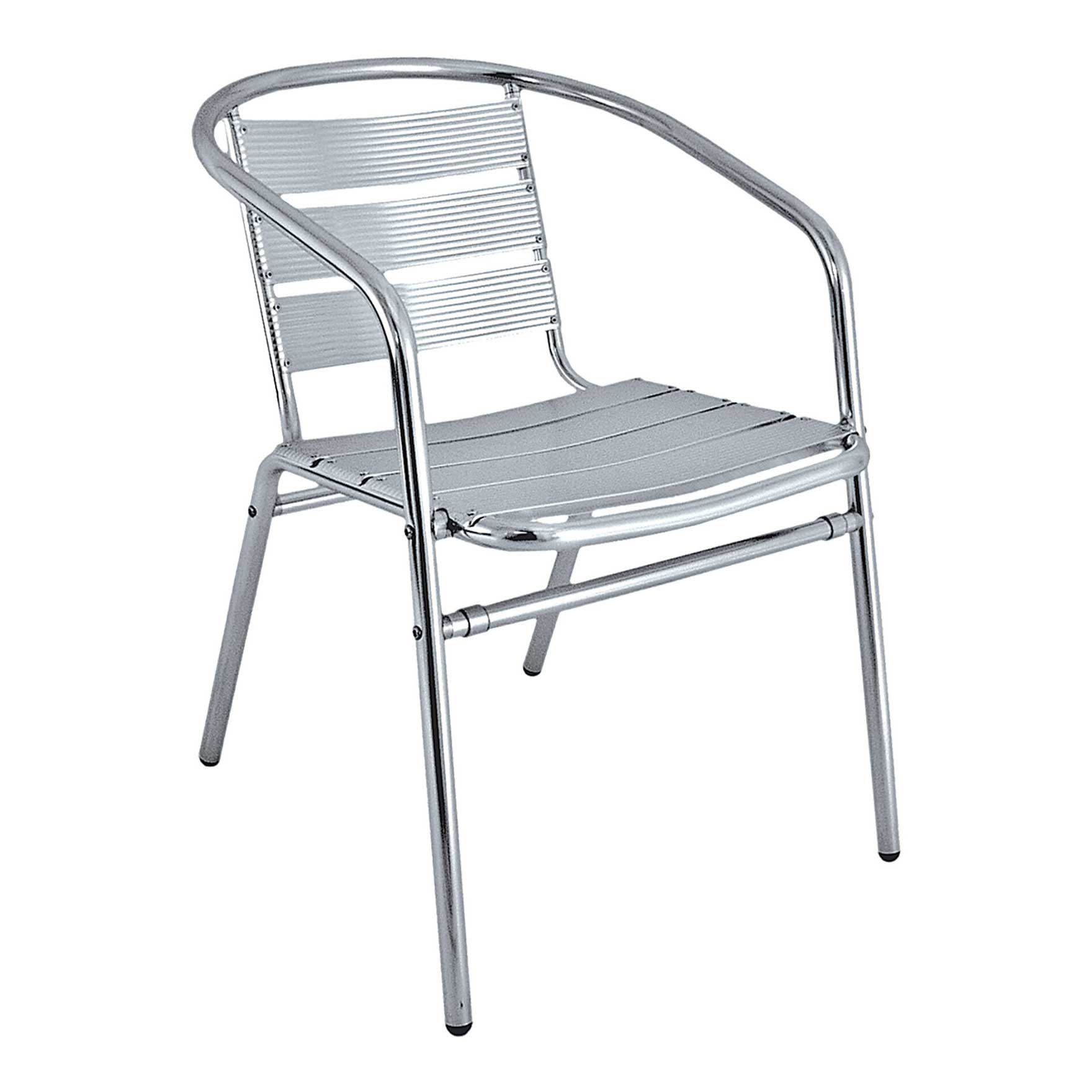 Clearwater Aluminum Stacking Chair