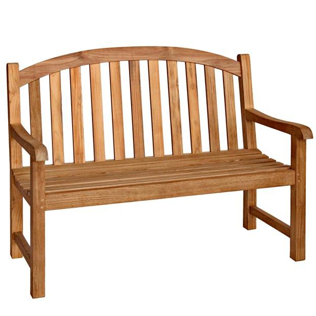 Victoria 4' Garden Bench