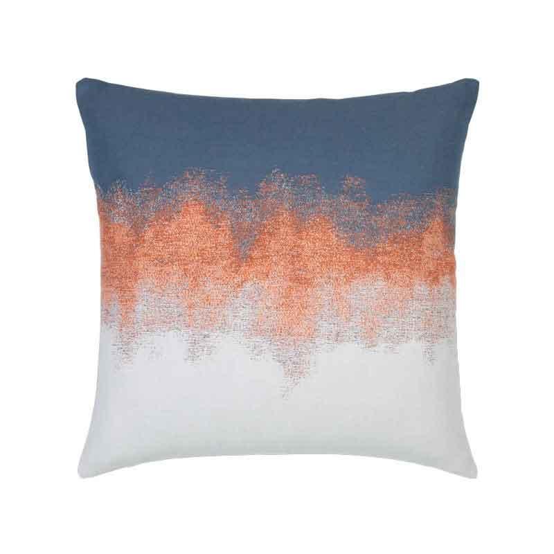 Artful Sunset Pillow
