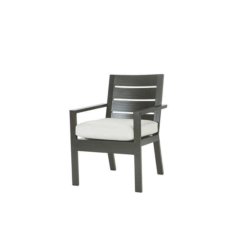 Palermo Cushion Dining Arm Chair