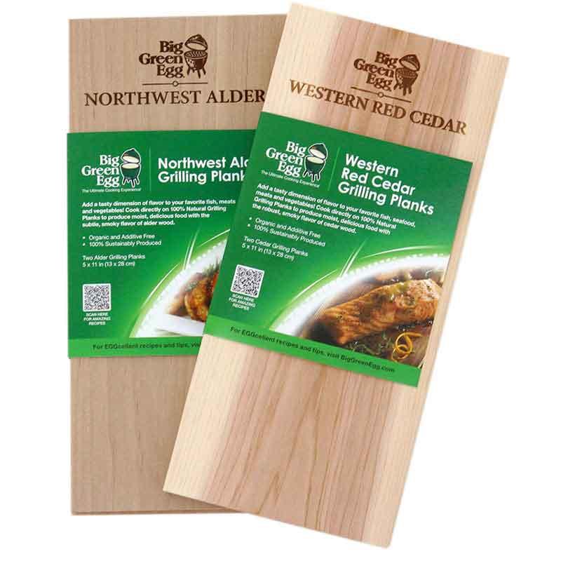 Western Red Cedar Grilling Planks