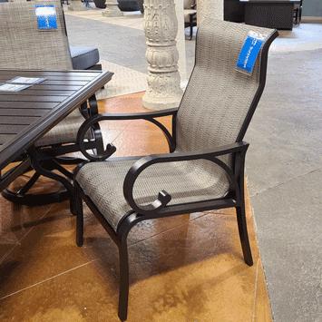 Key Largo Sling Dining Chair