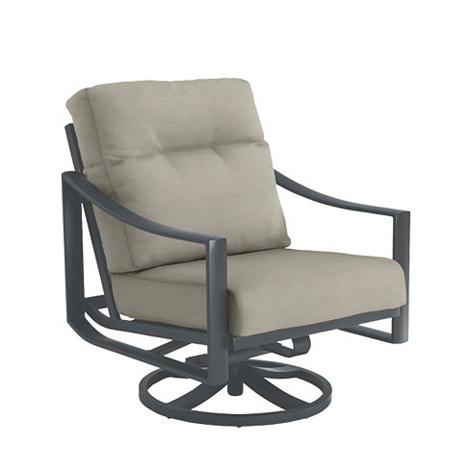 Kenzo Cushion Swivel Action Chair