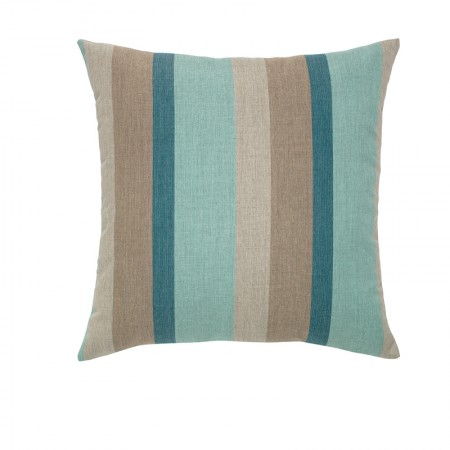 Block Lagoon Pillow