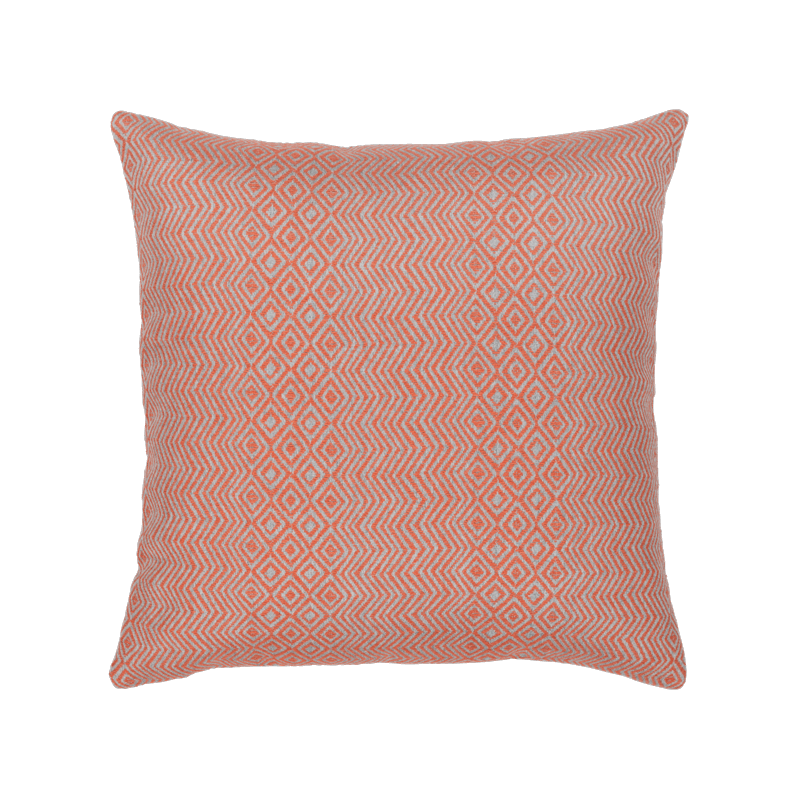 Kanga Papaya Pillow
