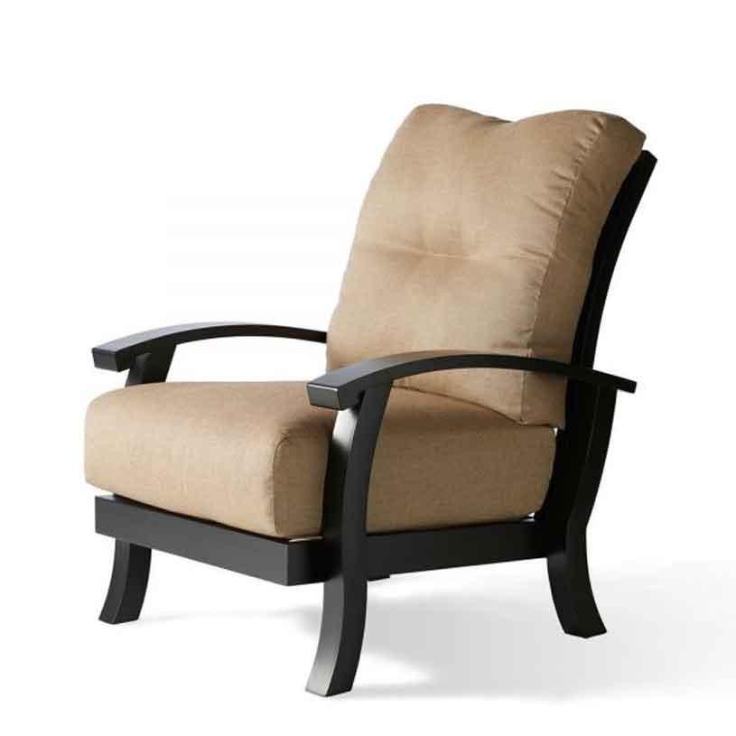 Georgetown Cushion Club Chair - Cast Ash