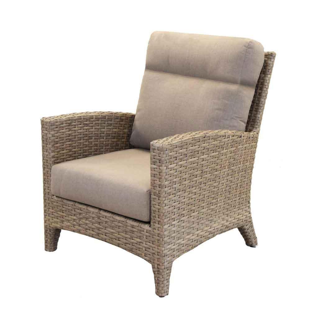 Grand Stafford Cushion Club Chair