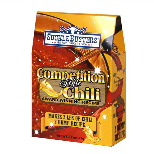 Chili Kit Competition Style 2.7 oz