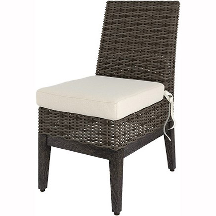 Remy Woven Cushion Side Dining Chair